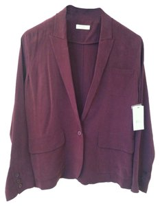 Equipment Purple Blazer