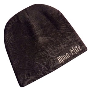 mmo elite $1.00-distressed beanie