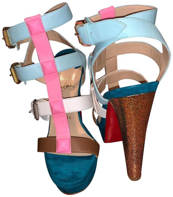 Item - Multicolor Rocknbuckle Platforms Size EU 36.5 (Approx. US 6.5) Regular (M, B)