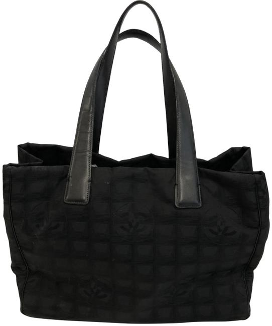 Item - Timeless Shopping Bag Black Canvas Tote