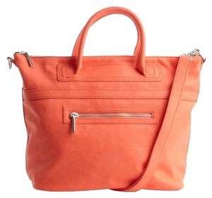 Other Faux 'quinn' Convertible Satchel Shoulder Bag