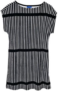 Marimekko for Target MARIMEKKO TARGET NWT Black White Terry Cloth Swim Cover Up Tunic Dress