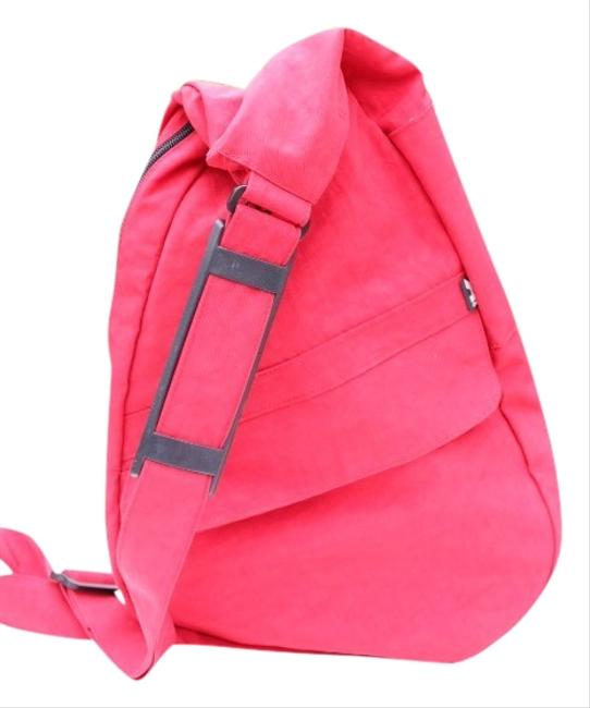 Item - Healthy Red Nylon Backpack