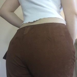 Playboy #vintageplayboy #vintageplayboypants #vintagepants #playboypants Straight Pants Chocolate Brown