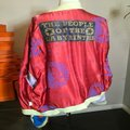 The People Of The Labyrinths Orange Star Bomber Jacket Size 16 (XL, Plus 0x) The People Of The Labyrinths Orange Star Bomber Jacket Size 16 (XL, Plus 0x) Image 10