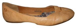 Børn Leather Mbc tan Flats