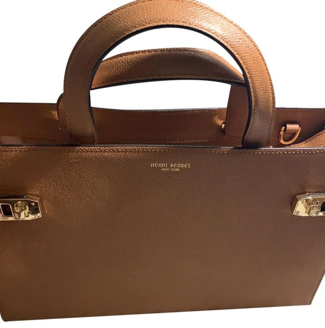 Item - Brown Leather Satchel