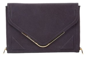 Other Venetian Faux 'higher Maintenance' Expanding Envelope Clutch Cross Body Bag