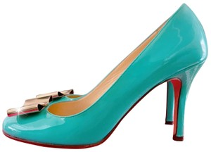 Kate Spade Tiffany Blue Pumps