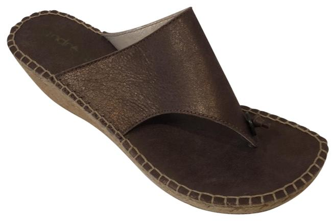 Item - Brown Annette Wedges Size US 8 Regular (M, B)