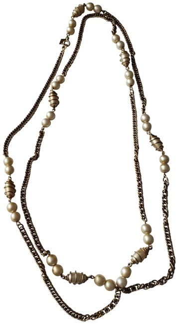 Sarah Coventry Faux Pearl Necklace Sarah Coventry Faux Pearl Necklace Image 1