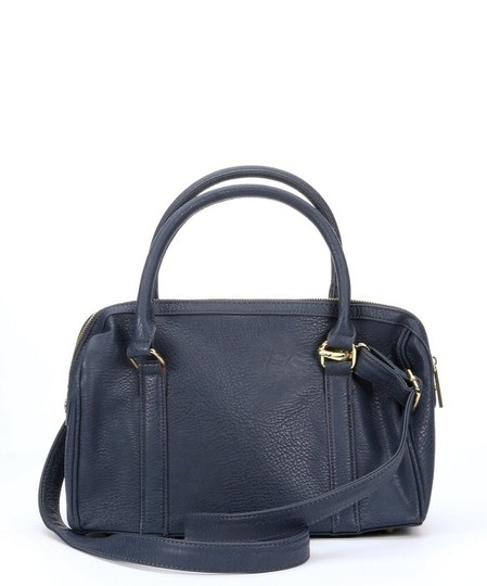 Other Leather 'hannah' Convertible Satchel Cross Body Bag