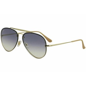 Ray-Ban Clear/Light Gradient Blue Lens Rb/3584/N 001/19 Blaze Aviator