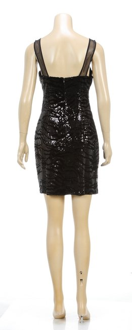 Alberto Makali short dress Black on Tradesy