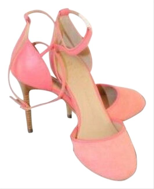 "Item - Coral Women's ""Veronica"" Ankle Strap Pumps In Fire Sandals Size US 7 Regular (M, B)"