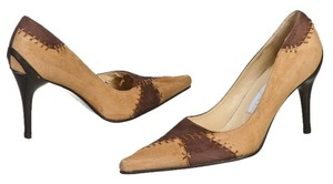 Jean Pinet Brown Pumps