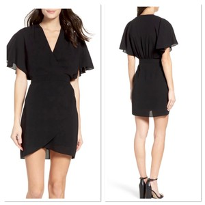 Ali & Jay short dress black on Tradesy