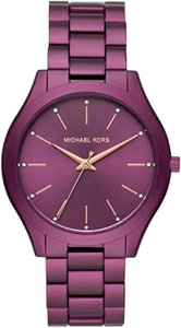 Michael Kors Michael Kors Slim Runway Three-Hand Watch
