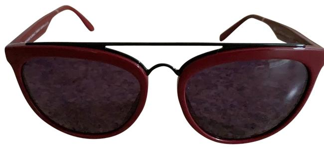 Unbranded Red/Black Smoke X Mirrors Sunglasses Unbranded Red/Black Smoke X Mirrors Sunglasses Image 1