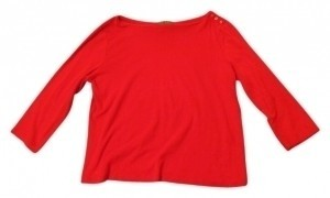 Lauren Ralph Lauren T Shirt Red