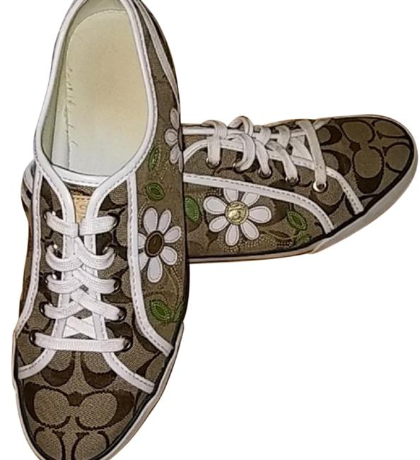 Item - Tan/Brown Dee Sneakers Size US 9 Regular (M, B)