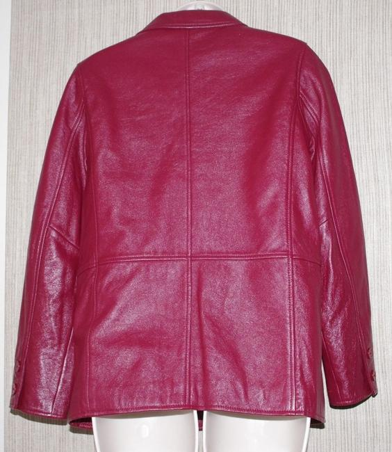 DUNNE & COLE pink red Blazer
