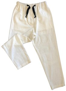 Tela Relaxed Pants Off White
