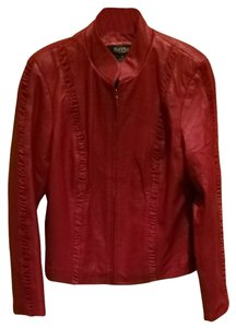Peck & Peck Red Jacket