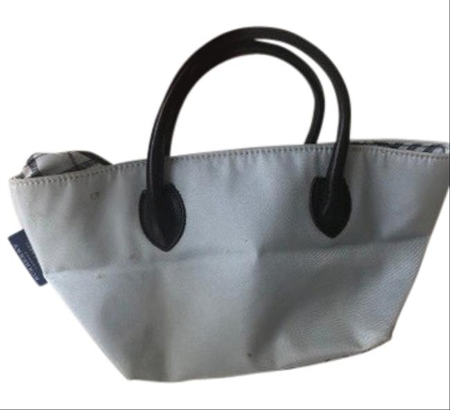 Item - Label Baby Blue Canvas Tote