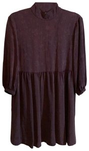 Amour Vert short dress Purple on Tradesy