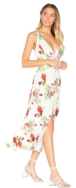 Privacy Please X Revolve Lomax White Floral Long Casual Maxi Dress Size 10 M Tradesy See more ideas about revolve clothing, fashion, clothes. tradesy