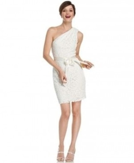 Preload https://item3.tradesy.com/images/betsy-and-adam-ivory-one-shoulder-short-lace-wedding-dress-size-6-s-27572-0-0.jpg?width=440&height=440