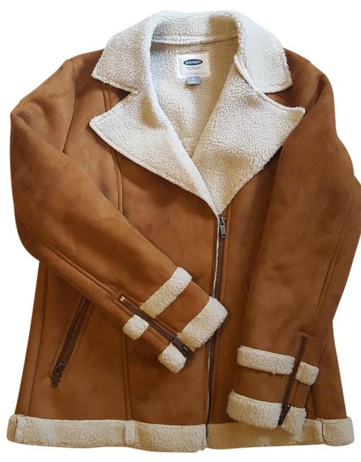 Item - Tan Suede San Francisco California Coat Size 2 (XS)