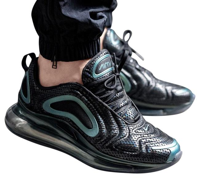 Item - Black Women's Air Max 720 Throwback Future Offers More Air Underfoot For Unimaginable All-day Comfort. Sneakers Size US 9.5 Narrow (Aa, N)