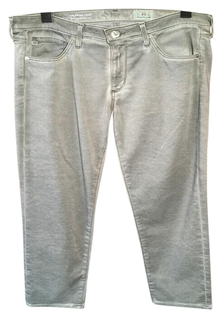 Item - Taupe Light Wash Stretch Cotton Skinny Jeans Size 29 (6, M)