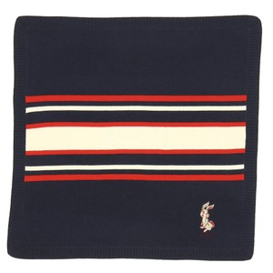 Gucci Gucci Kid's Throw Blanket Printed Wool with Applique