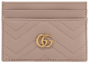Gucci GG Marmont card case holder wallet