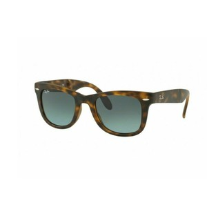 Ray-Ban Blue Gradient Lens RB4105 894/3M 50 Square Unisex