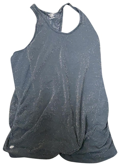 Item - Gray Shine Speed Light Tank Activewear Top Size 12 (L)