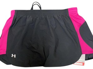 Under Armour heat gear running shorts