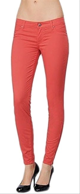 Item - Coral Ankle Skinny Jeans Size 4 (S, 27)