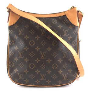 Louis Vuitton Monogram Odeon Pm Discontinued Cross Body Bag