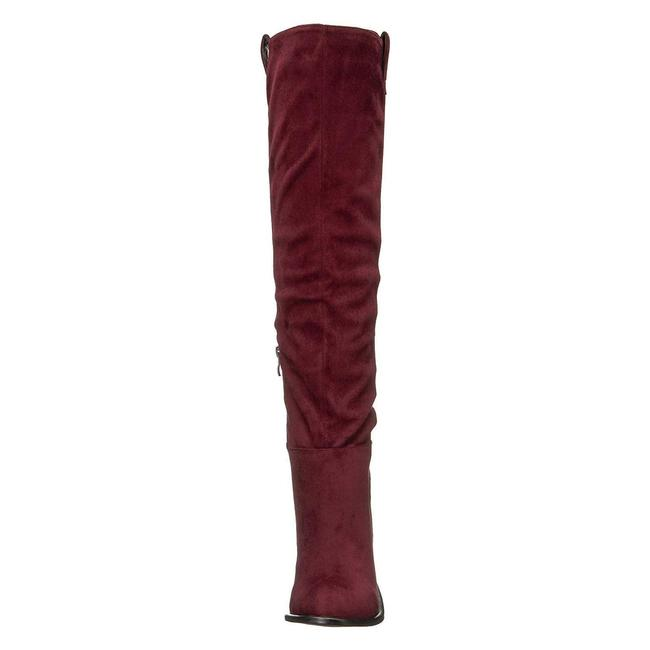 Very Volatile Wine Nate Tall Heeled Boots/Booties Size US 6 Regular (M, B) Very Volatile Wine Nate Tall Heeled Boots/Booties Size US 6 Regular (M, B) Image 3
