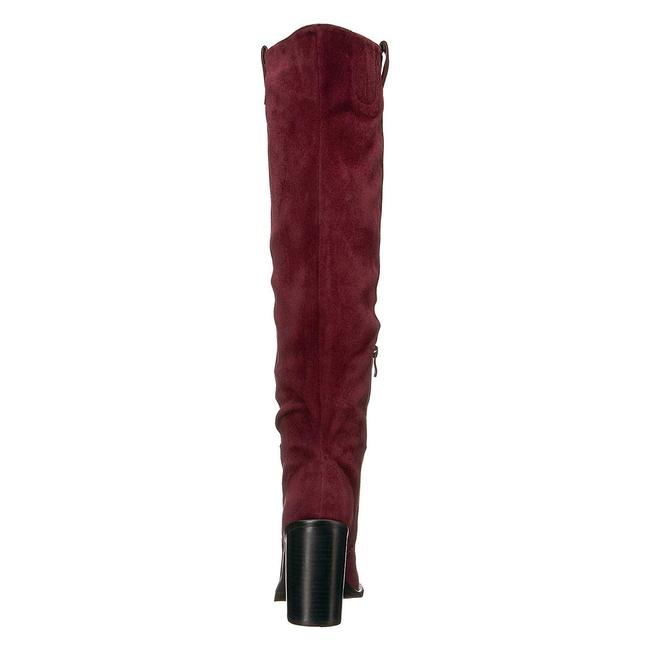 Very Volatile Wine Nate Tall Heeled Boots/Booties Size US 6 Regular (M, B) Very Volatile Wine Nate Tall Heeled Boots/Booties Size US 6 Regular (M, B) Image 5