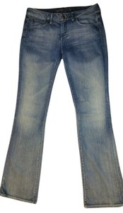 Agave Denim Boot Cut Jeans-Light Wash