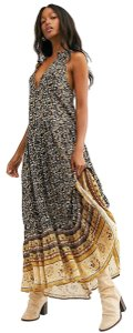 Black Maxi Dress by Spell & the Gypsy Collective Floral Boho Bohemian