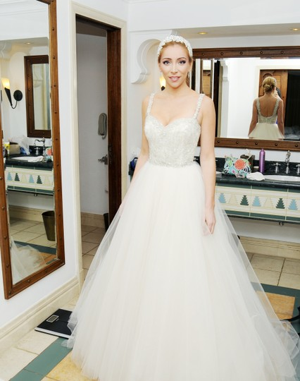 Lazaro 3319 Wedding Dress