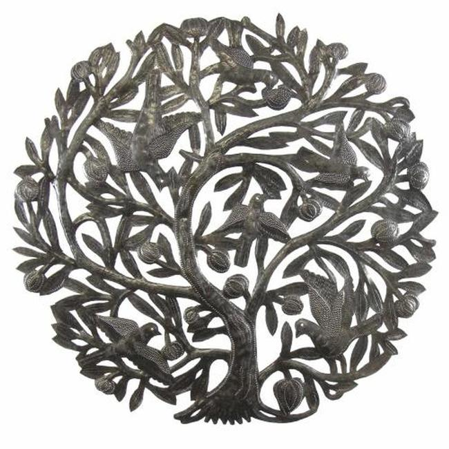 Tree Of Life Buds and Birds 24 Inch Tree Of Life Buds and Birds 24 Inch Image 1