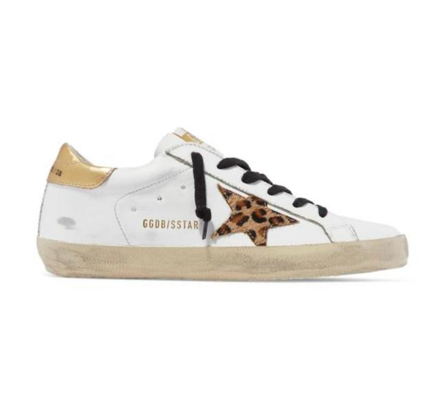 Golden Goose Deluxe Brand White with