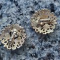 Sarah Coventry Gold Brooch Earrings Set Sarah Coventry Gold Brooch Earrings Set Image 4